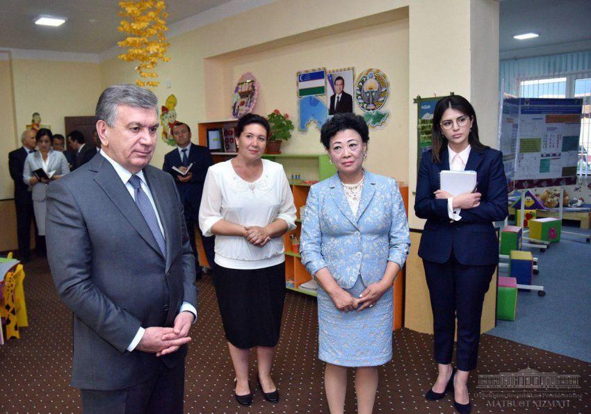 OpenEMIS in Preschools in Uzbekistan
