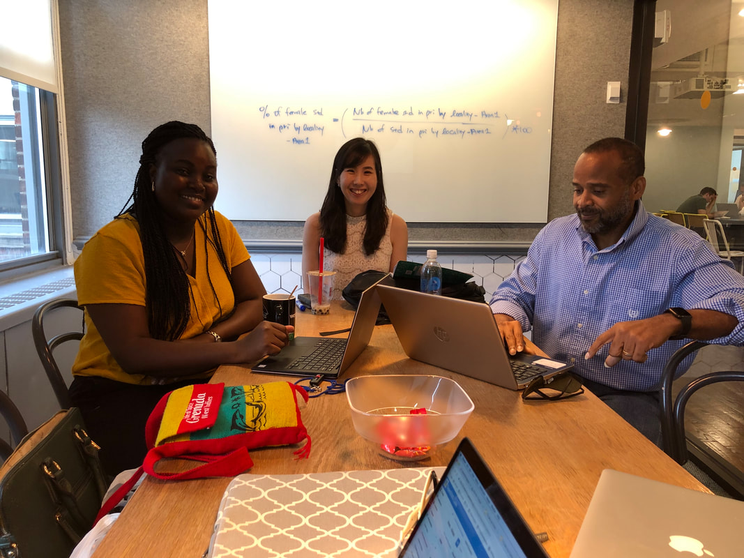 Strengthening National Education Data Analytics Capacity through OpenEMIS Advanced Lab Trainings with the Ministry of Education, Youth, Sports and Library Services, Turks and Caicos Islands